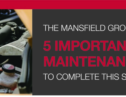 5 Important Vehicle Maintenance Checks To Complete This Spring