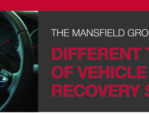 Different Types Of Vehicle Recovery Services