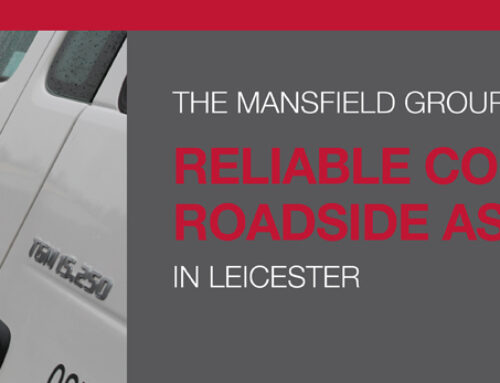 Reliable Commercial Roadside Assistance In Leicester