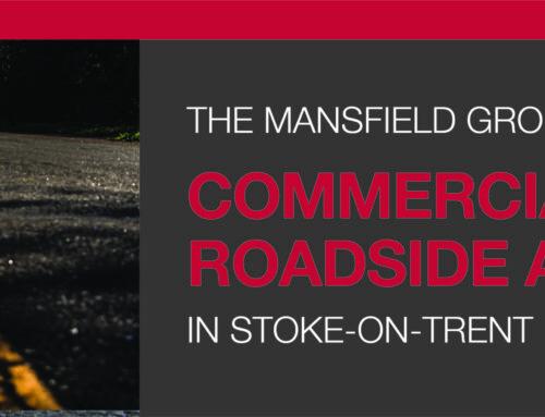 Commercial Roadside Assistance In Stoke-on-Trent