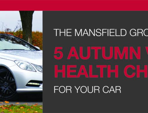 5 Autumn Vehicle Health Checks For Your Car