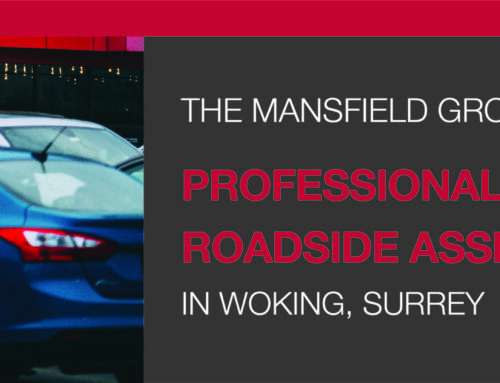 Professional Commercial Roadside Assistance In Woking, Surrey